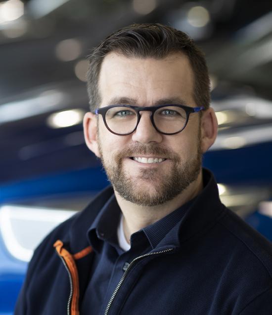 Jamie Grant : Sales and Leasing Consultant
