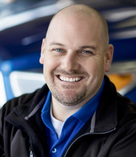 Mike Hocking : Service Manager